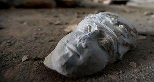 عکس هایی از آثار باستانی شهر پالمیرا قبل و بعد از حملهی داعش