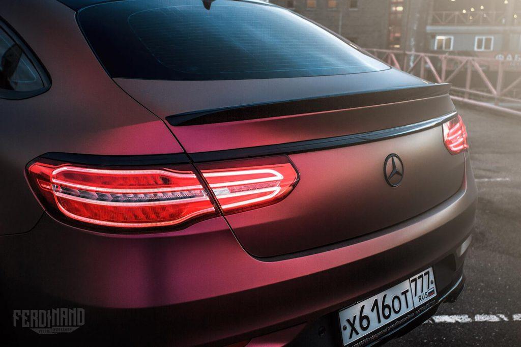 Mercedes GLE's mihanpost (1)