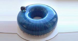 کیک های براق اولگا شیرینی پز روسی