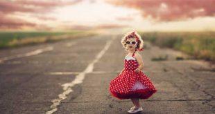 عکاسی از کودکان با لباس های جادویی
