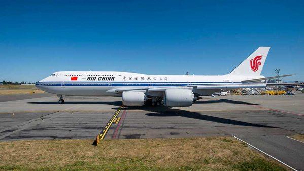 Boeing ۷۴۷-۸ (4)