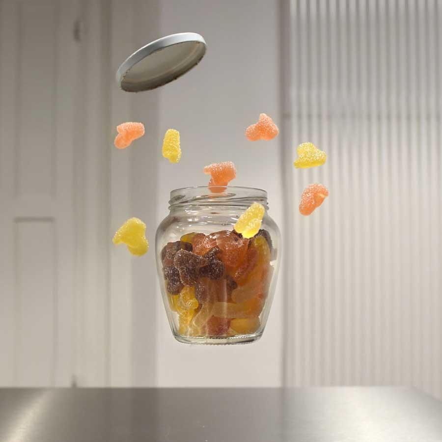تصاویری از پروژه ایست زمان در آشپزخانه