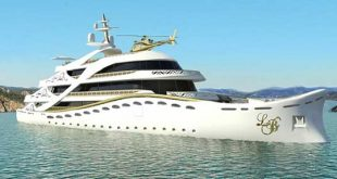 لوکس ترین کشتی تفریحی جهان