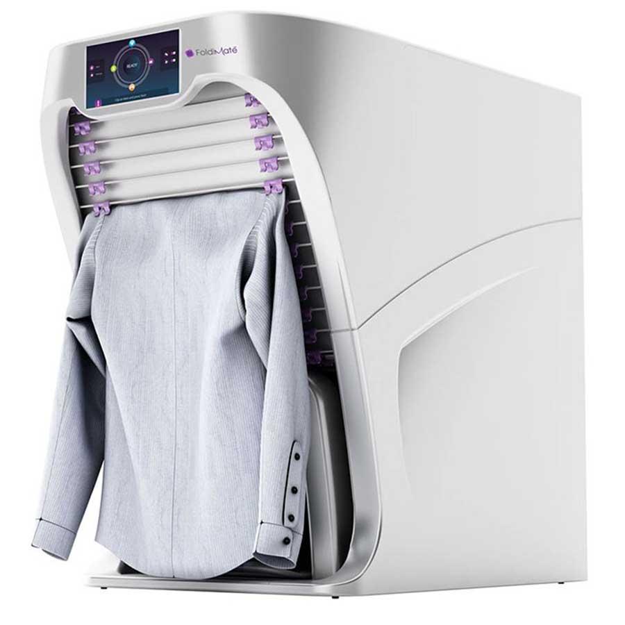 ربات FoldiMate که لباس های شما را مرتب تا می کند؟