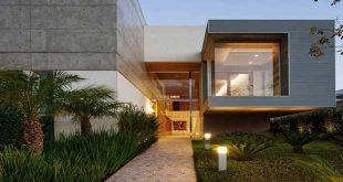 طراحی و اجرای ورودی ساختمان