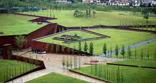 موزه زلزله چین