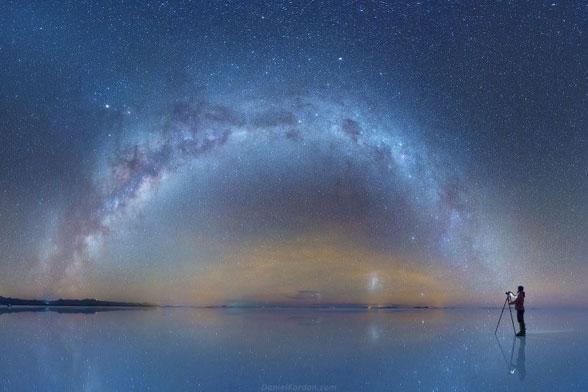 تصاویری از آسمان