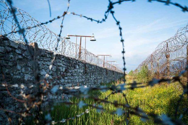 تصاویری از زندان زیرآبی در استونی