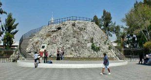آتشفشان خاموشی در مکزیک