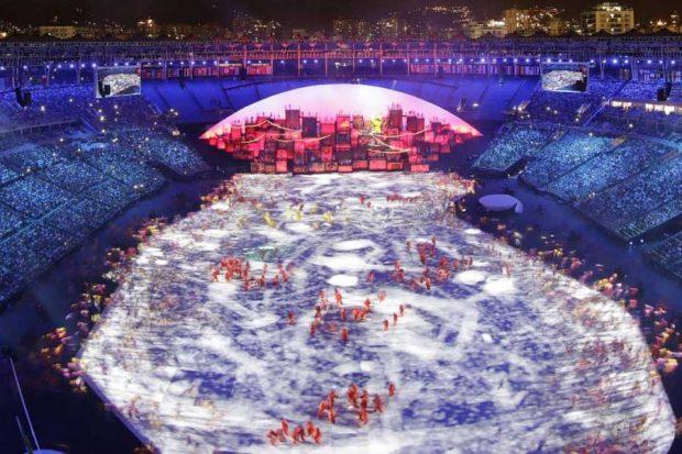 مراسم افتتاحیمراسم افتتاحیه المپیک 2016 ریوه المپیک 2016 ریو