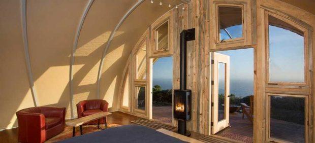 چادری با امکانات هتل پنج ستاره