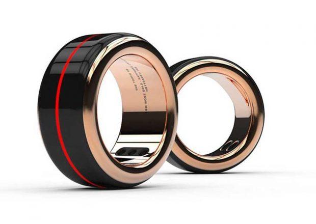 حلقه هوشمند جدیدی که با آن می توانید ضربان قلب معشوق خود را احساس کنید