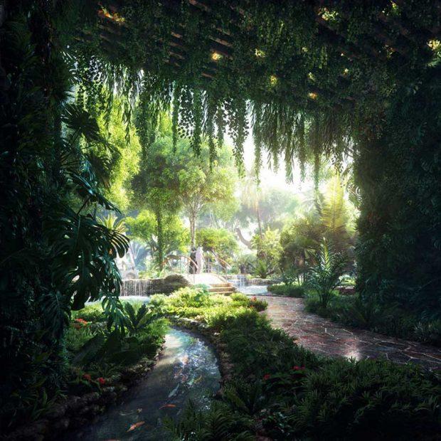 تصاویری از هتل رویایی رزمونت Rosemont دبی