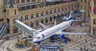 هواپیمای بوئینگ ۷۴۷ رستوران