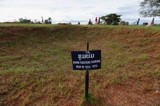 Lethal legacy of secret war in Laos (1)