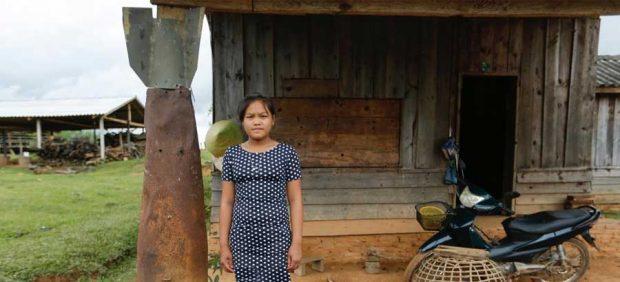 Lethal legacy of secret war in Laos (17)