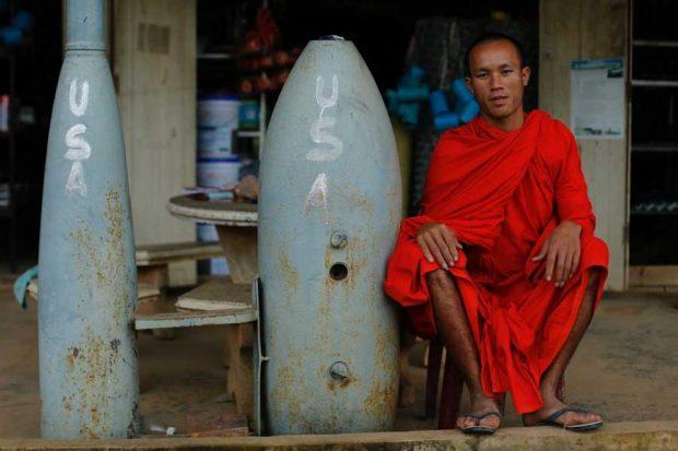 Lethal legacy of secret war in Laos (20)