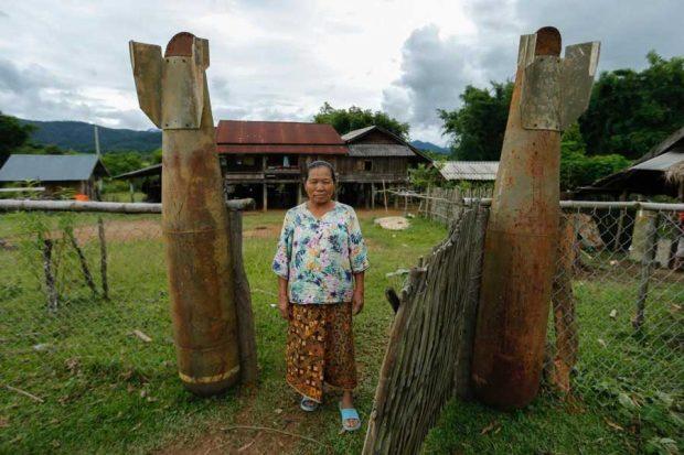 Lethal legacy of secret war in Laos (5)