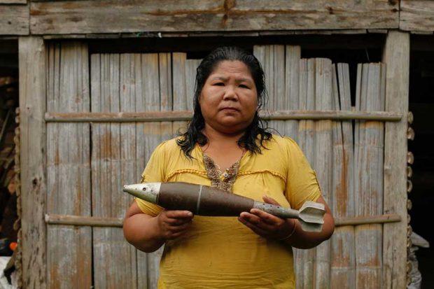 Lethal legacy of secret war in Laos (9)