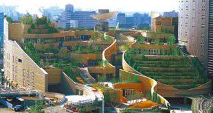 معماریهای مدرن ژاپنی