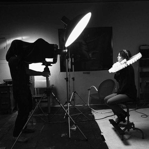 تصاویری از عکاسی پرتره با دوربین 160 ساله !