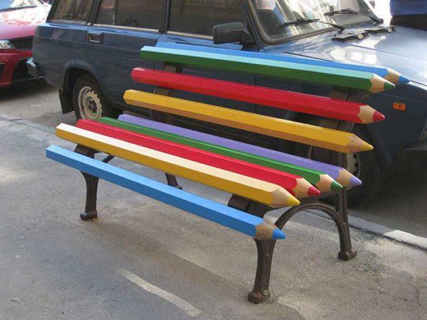 مبلمان های شهری