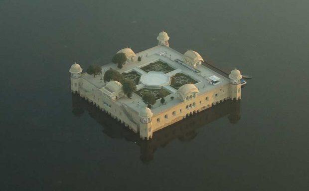 کاخ جل محل در هند