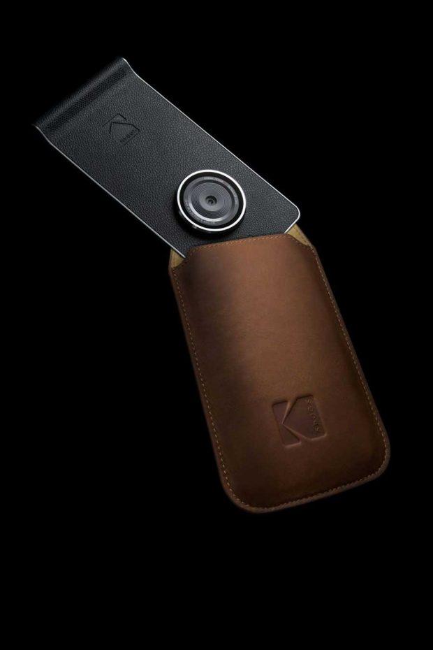 رونمایی از Kodak Unveils گوشی هوشمند مخصوص عکاسان