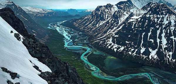 شگفت انگیزترین مناظر دنیا