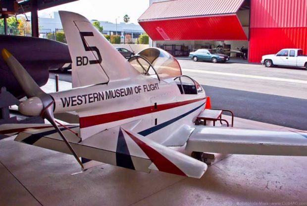 کوچکترین هواپیمای تک نفره جهان