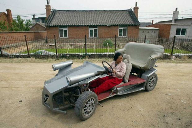 وسایل نقلیه عجیب و جالبی که برای حمل و نقل از آنها استفاده می شود
