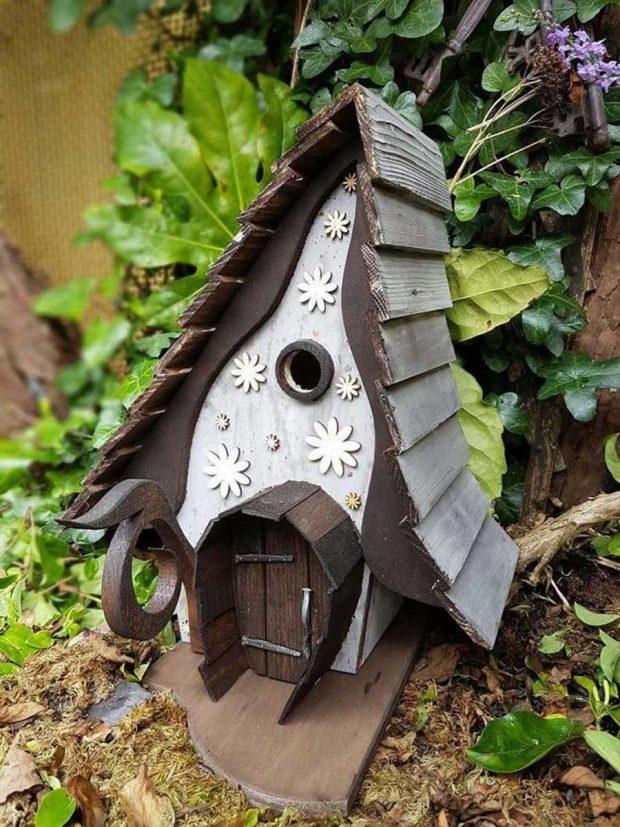 تصاویری از ساخت خانههای رویایی کوچک برای حیوانات