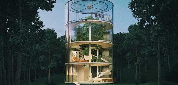 خانه شیشه ای