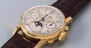گران ترین ساعت مچی دنیا