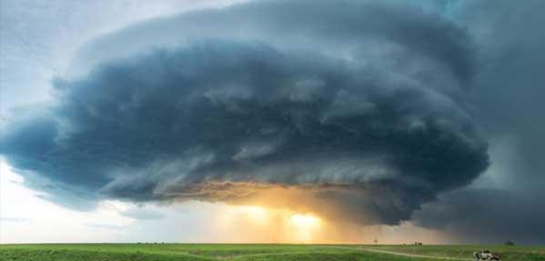 طوفان های زمینی