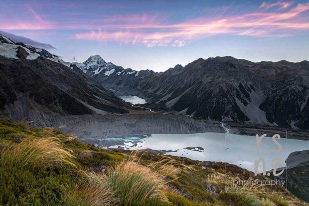 چشم اندازها و زیبایی های بی نظیر نیوزیلند از دریچه دوربین