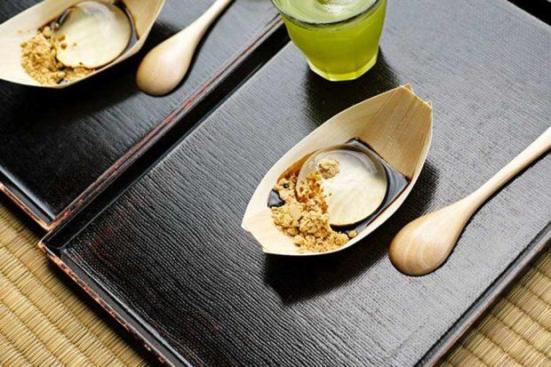 جدیدترین دسر کیک ژاپنی ها، آن هم از نوع آبکی
