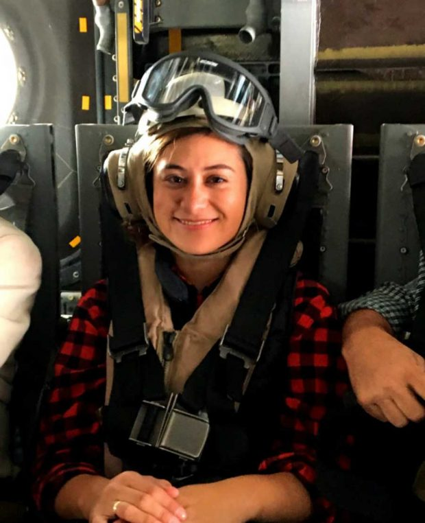 تلفیق توانمندی های هواپیما و هلیکوپتر در MV-22B نیروی دریایی آمریکا
