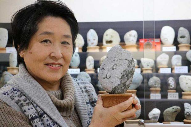 موزه ای از سنگ های با شکل و شمایل انسانی!