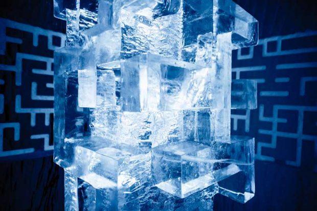 هتل یخی لوکس و دیدنی