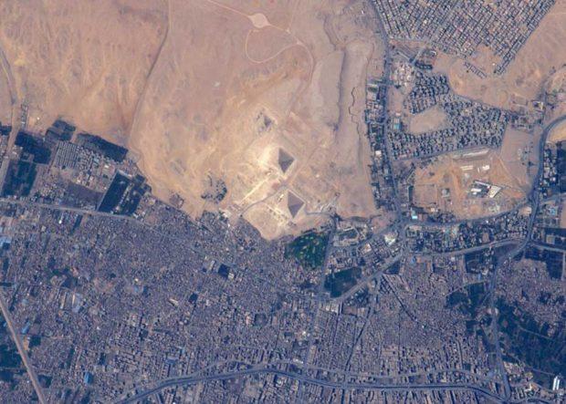 عکس های زمین از دید دوربین یک فضانورد بریتانیایی