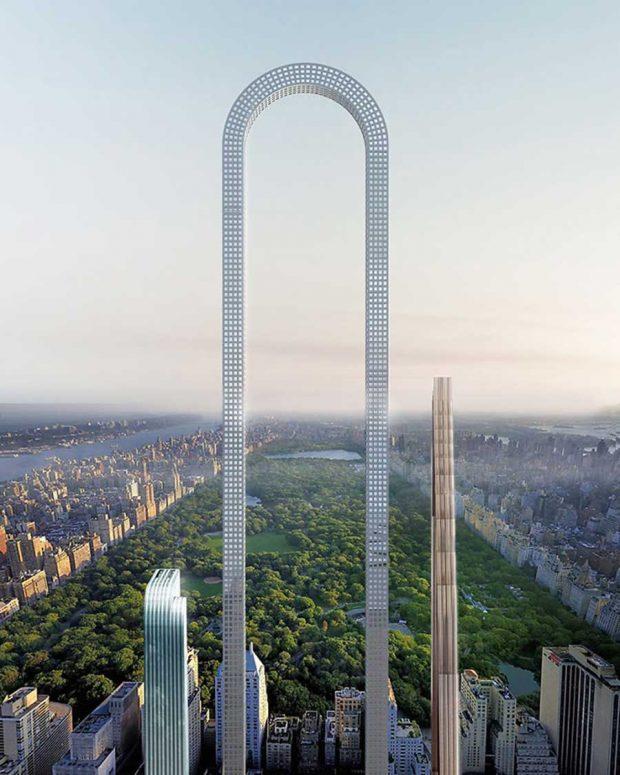 بلندترین آسمان خراش جهان