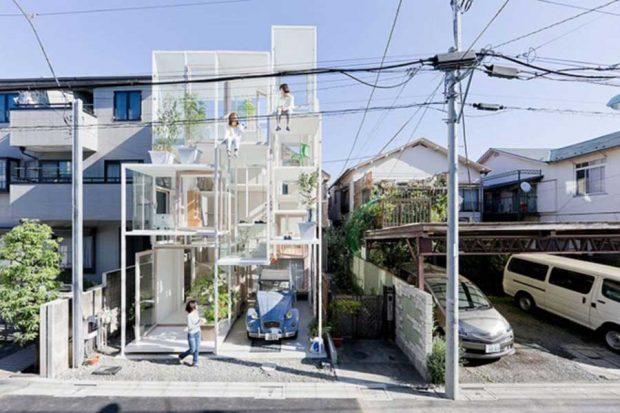خانه های جالب