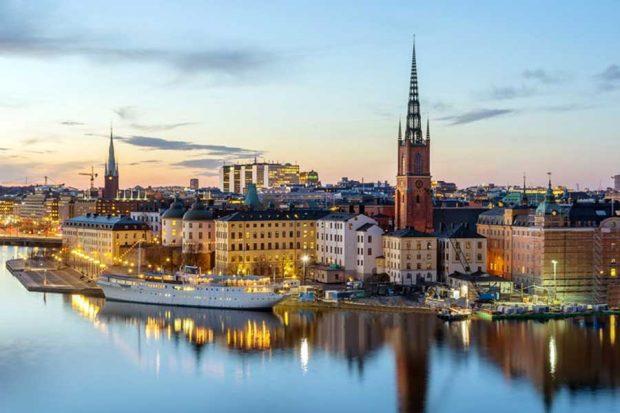 زیباترین شهرهای آبی جهان