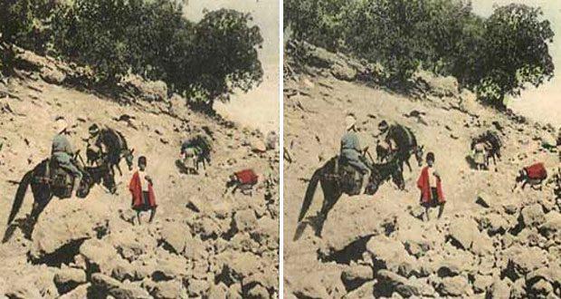 تصاویر سه بعدی دوران قاجار