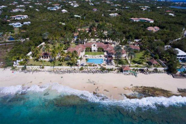 ویلای دونالد ترامپ در کارائیب