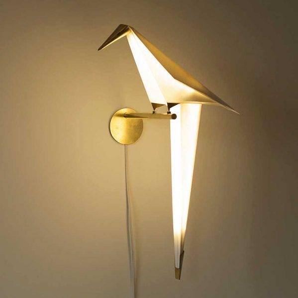 ساخت چراغ خواب با اوریگامی توسط Umut Yamac