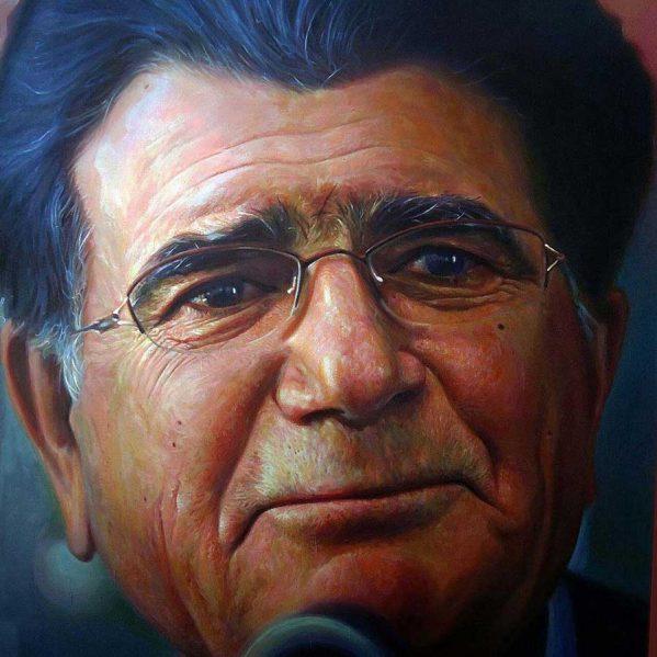 تصاویری از نقاشی پرتره از هنرمندان ایرانی