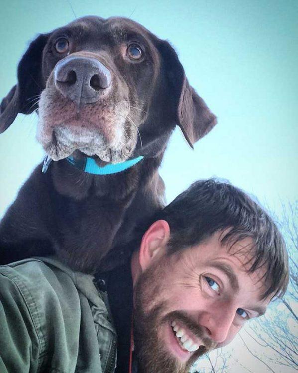 سفرهای سگ سرطانی