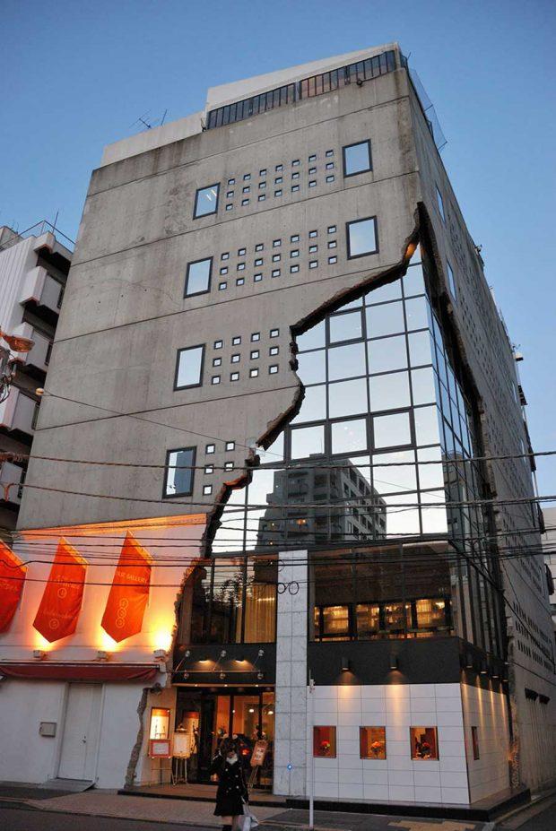 15 نمونه از شگفت انگیز ترین معماریهای مدرن ژاپنی